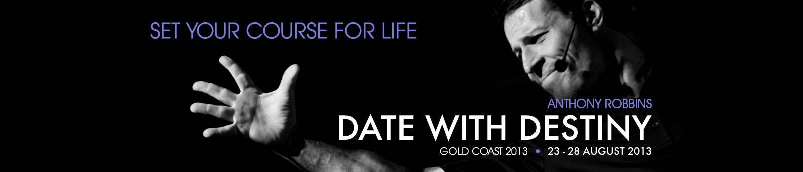 Date with destiny in Brisbane